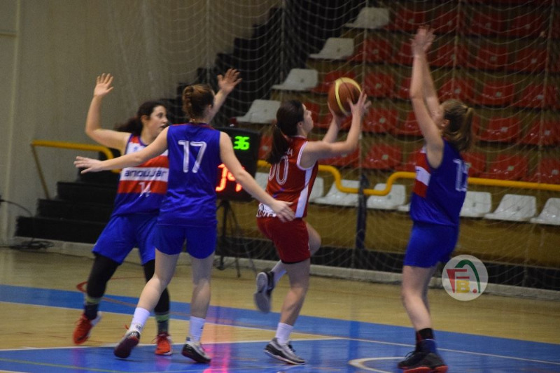Fase Final Junior Femenino