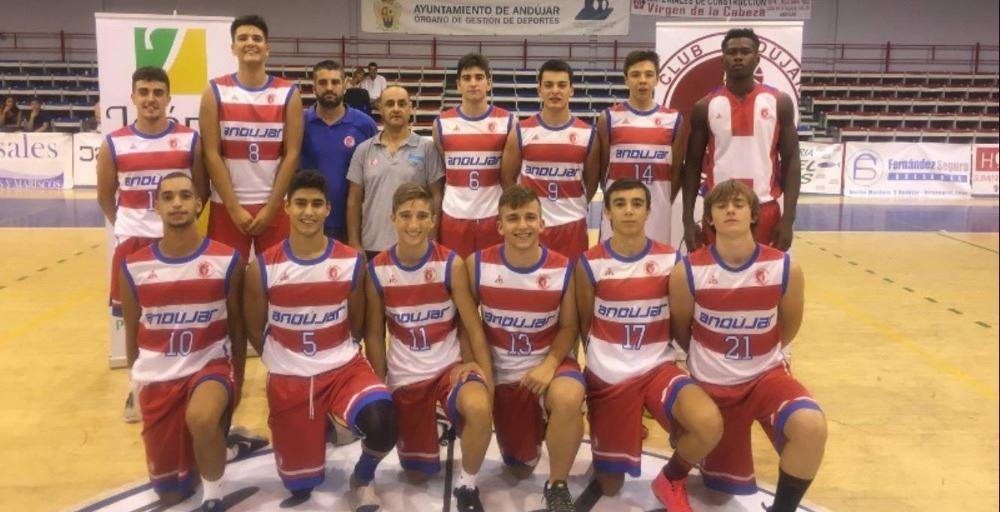 Final de la Copa Diputación Junior Masculino entre los dos conjuntos ...