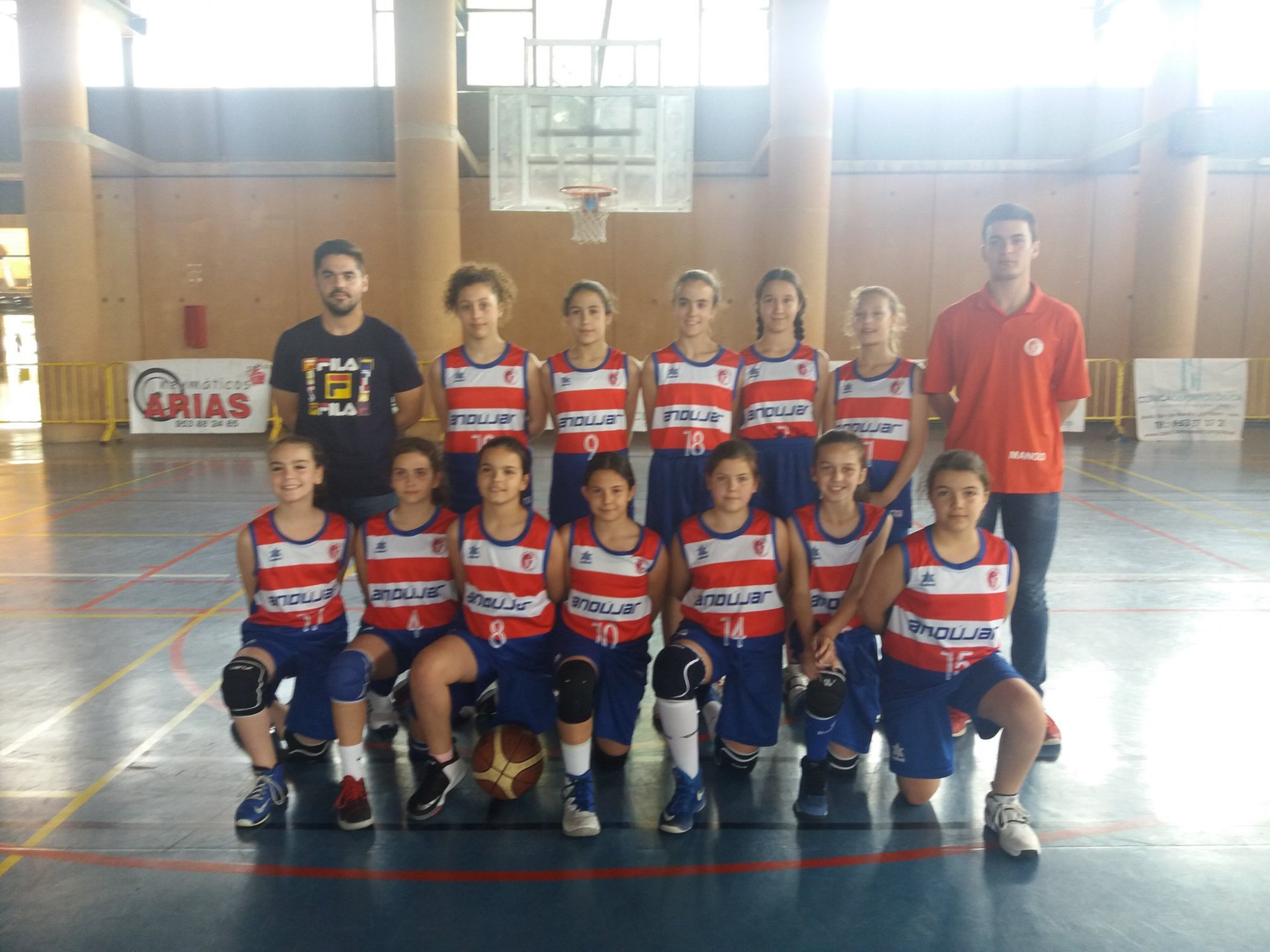 Fase Final Minibasket Femenina
